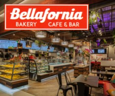 Bellafornia Bakery - Cafe & Bar