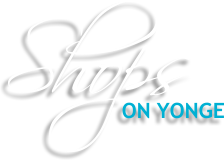 Shops on Yonge logo