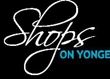 Shops on Yonge logo
